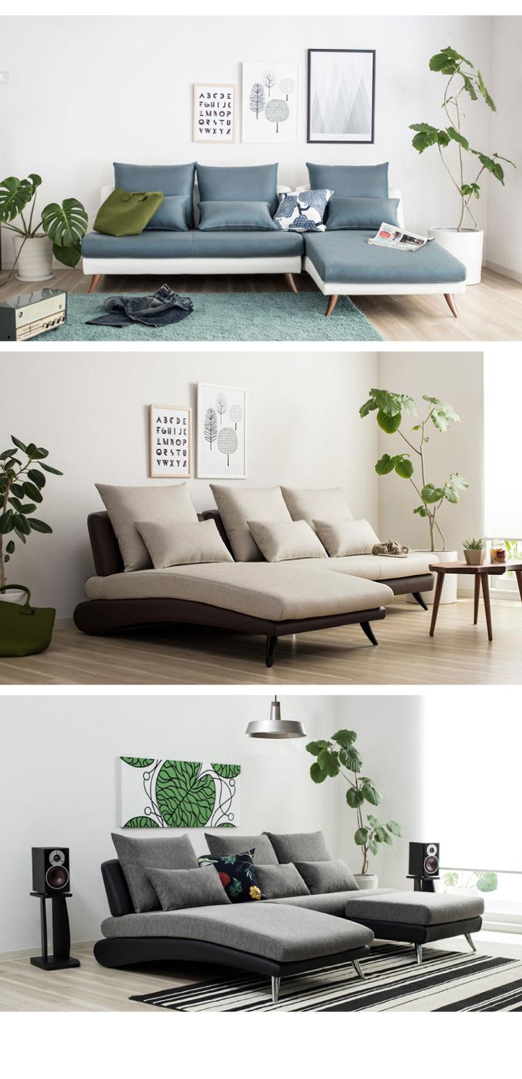 クルーゼロ日本製ソファ