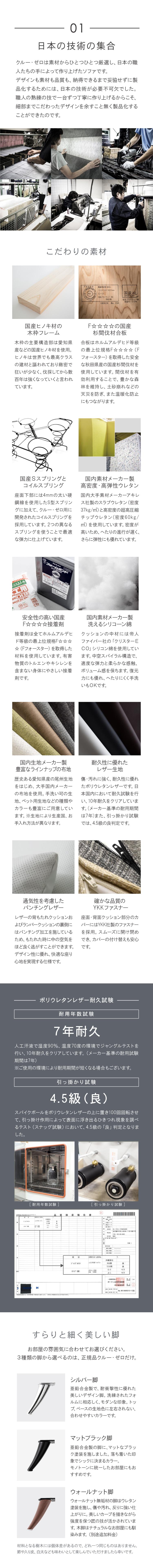 日本の技術の集合