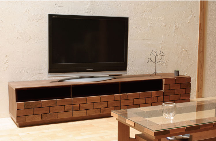 テレビボード「ブロッコ」
