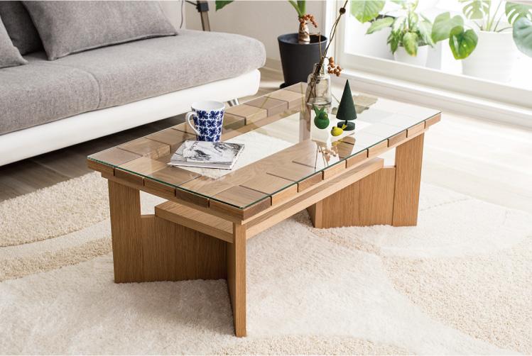テーブル「コット」