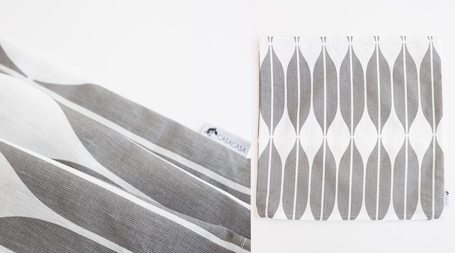 北欧生地を日本で縫製